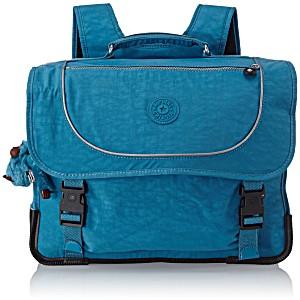 Ранец Kipling POONA M цвет Голубой