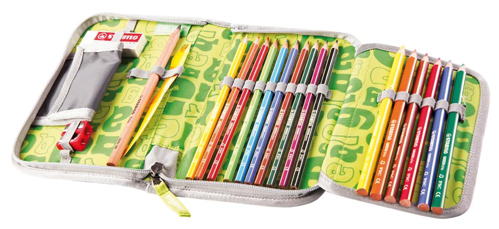 Рюкзак Ergobag LumBearjack с наполнением + светоотражатели в подарок, - фото 9