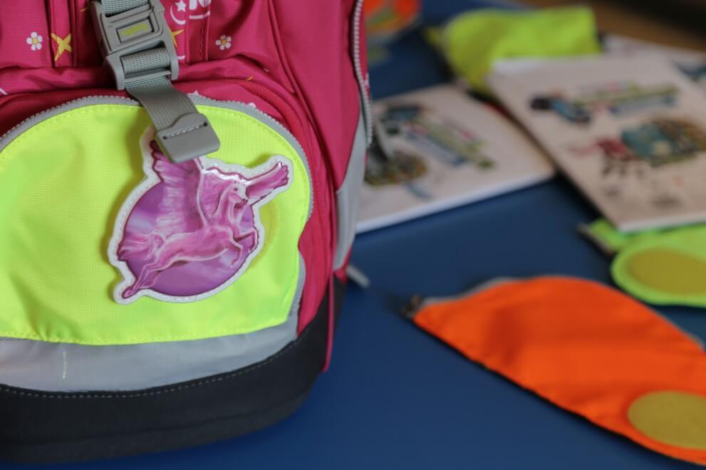 Рюкзак Ergobag PrimBear Ballerina с наполнением + светоотражатели в подарок, - фото 22