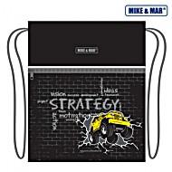 Мешок для обуви Mike&Mar Майк Мар Стратегия, черный