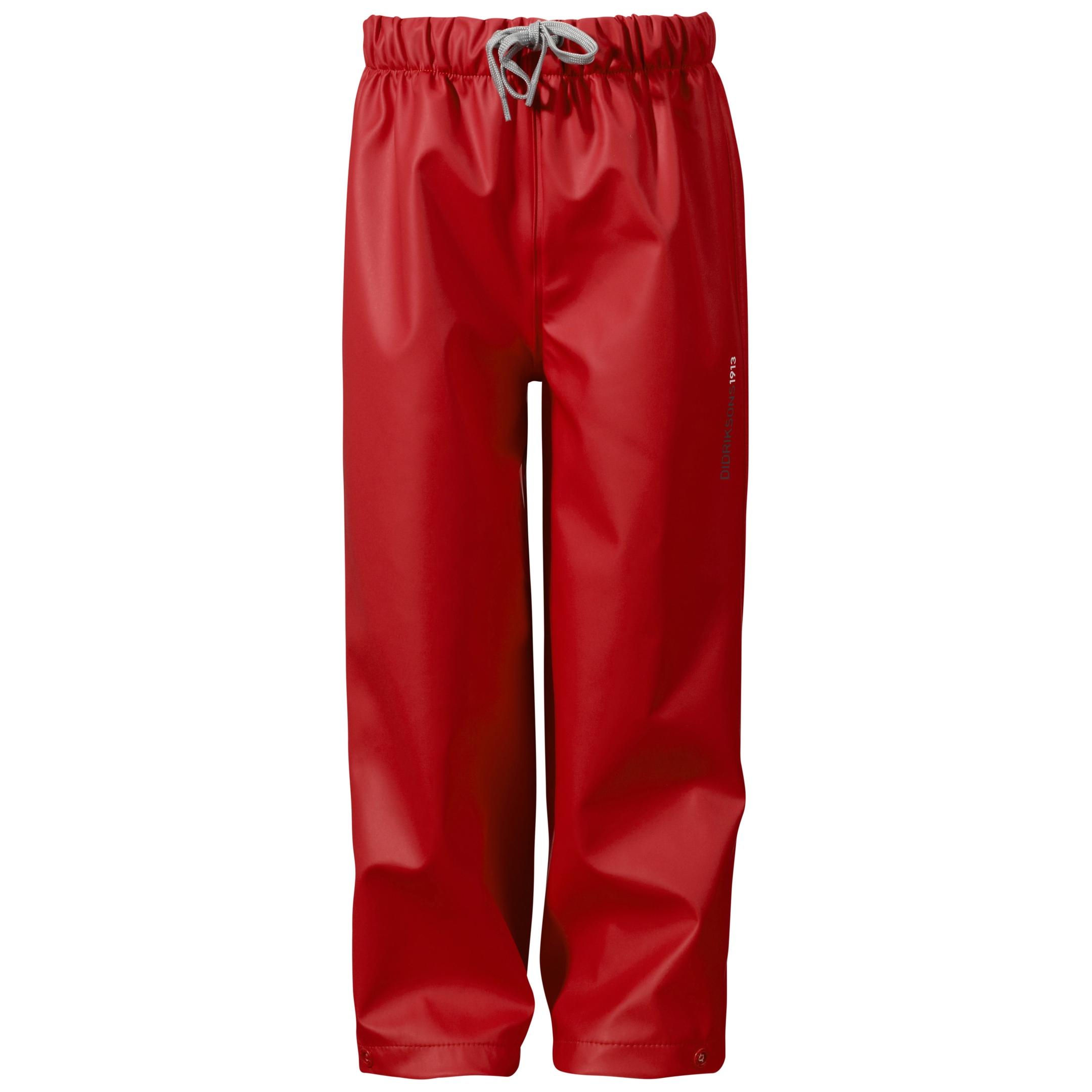 Дидриксон брюки детские дождевые MIDJEMAN, - фото 3