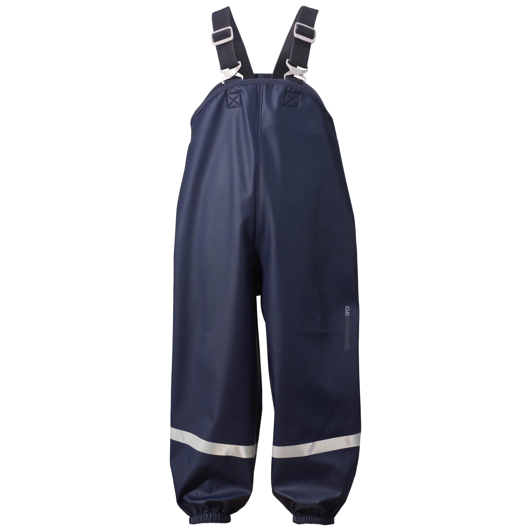 Дидриксон штаны детские дождвые PLASKEMAN, - фото 1