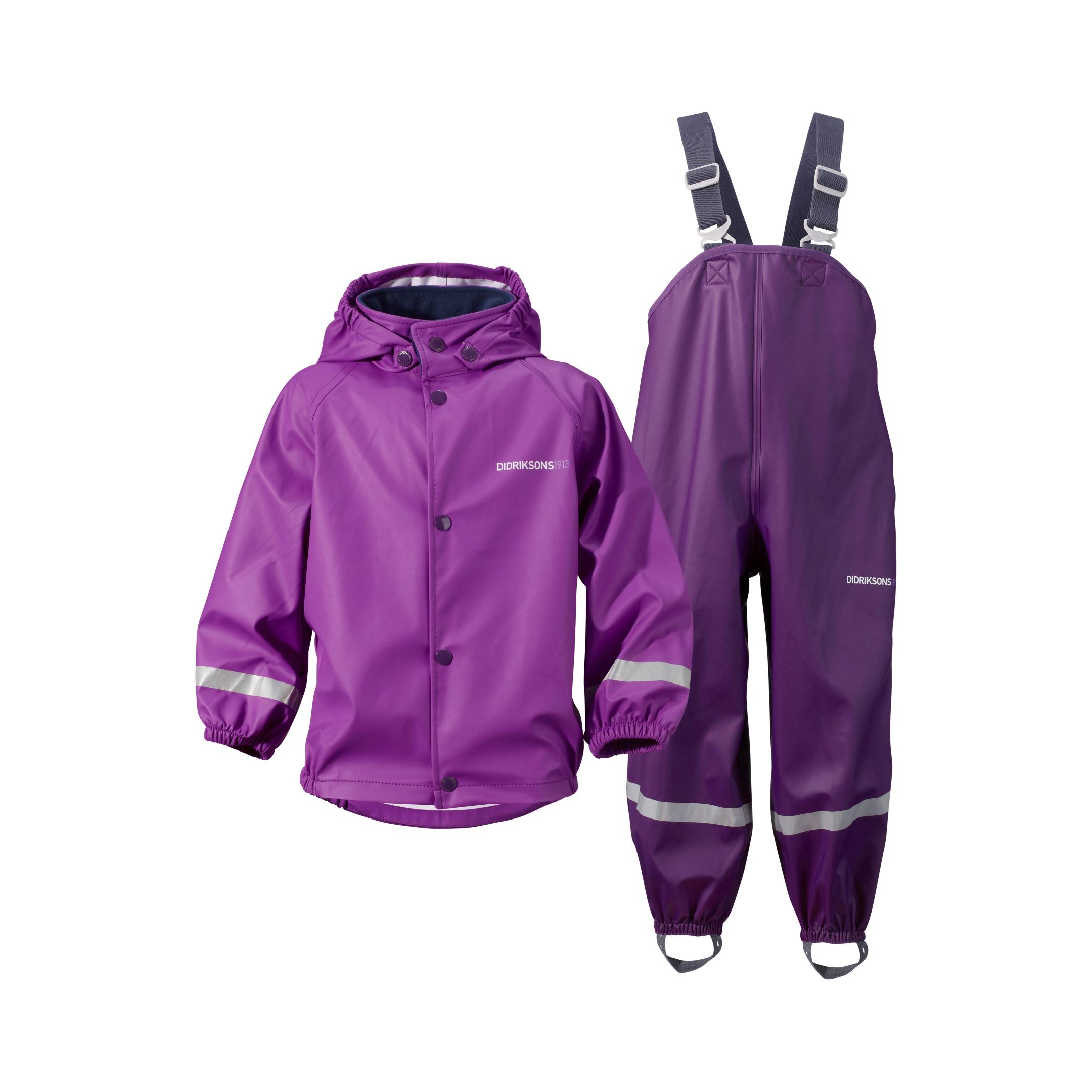 Дидриксон детский костюм дождевой SLASKEMAN + средство для стирки, - фото 8