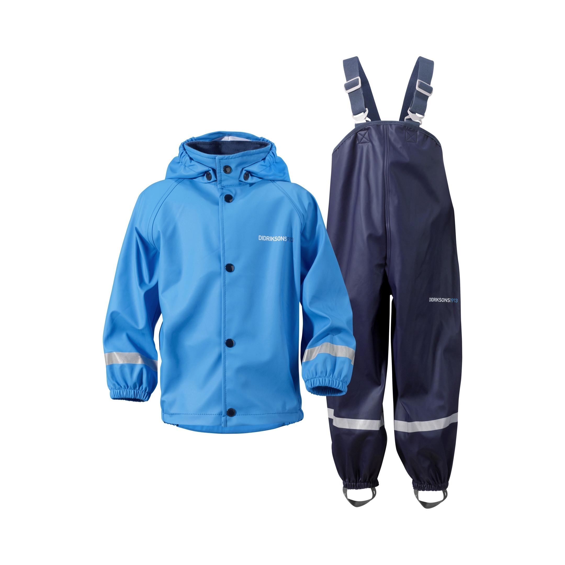 Дидриксон детский костюм дождевой SLASKEMAN + средство для стирки, - фото 5