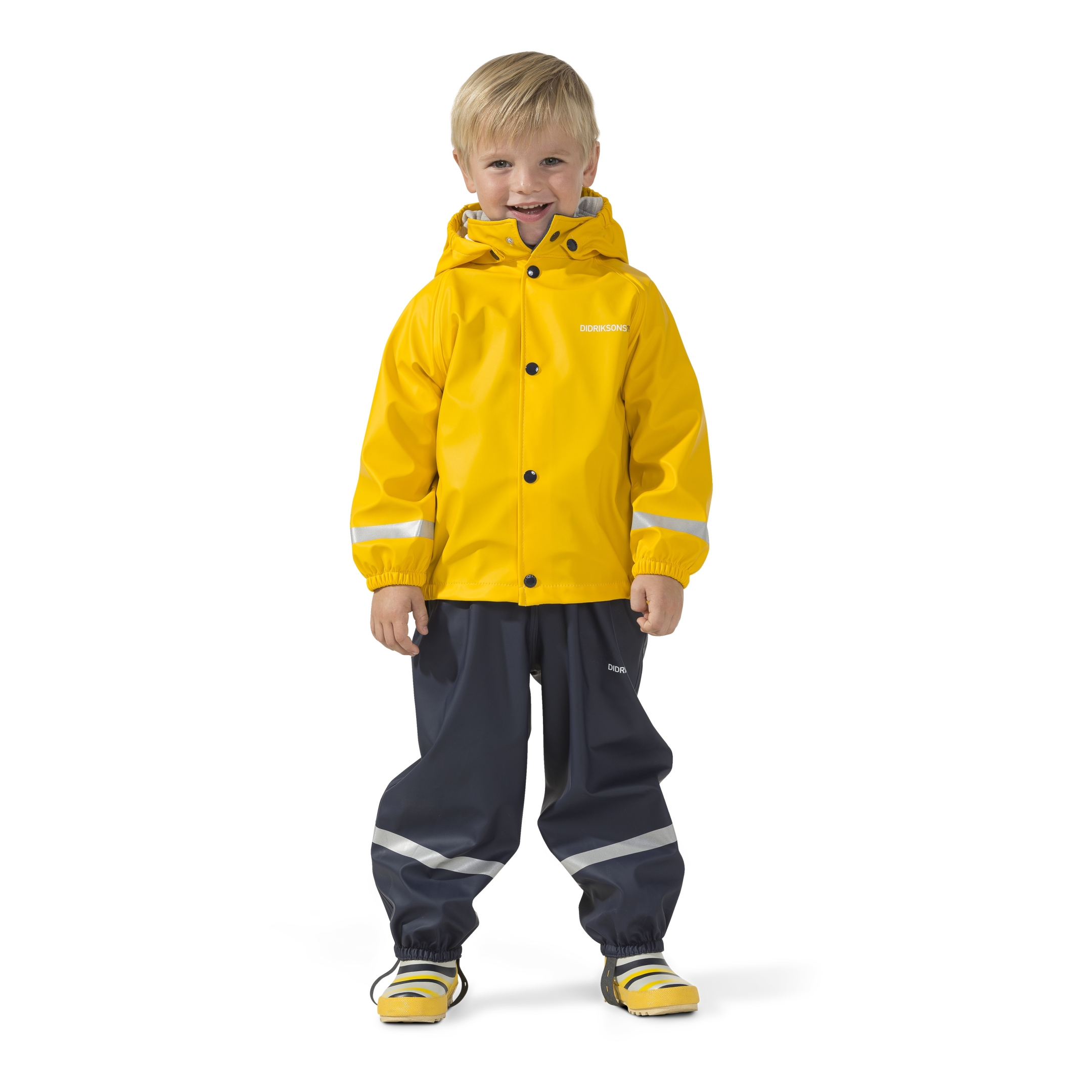 Дидриксон детский костюм дождевой SLASKEMAN + средство для стирки, - фото 1