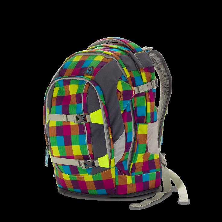 Satch Pack рюкзак для школьника цвет Beach Leach SAT-SIN-003-901, - фото 2