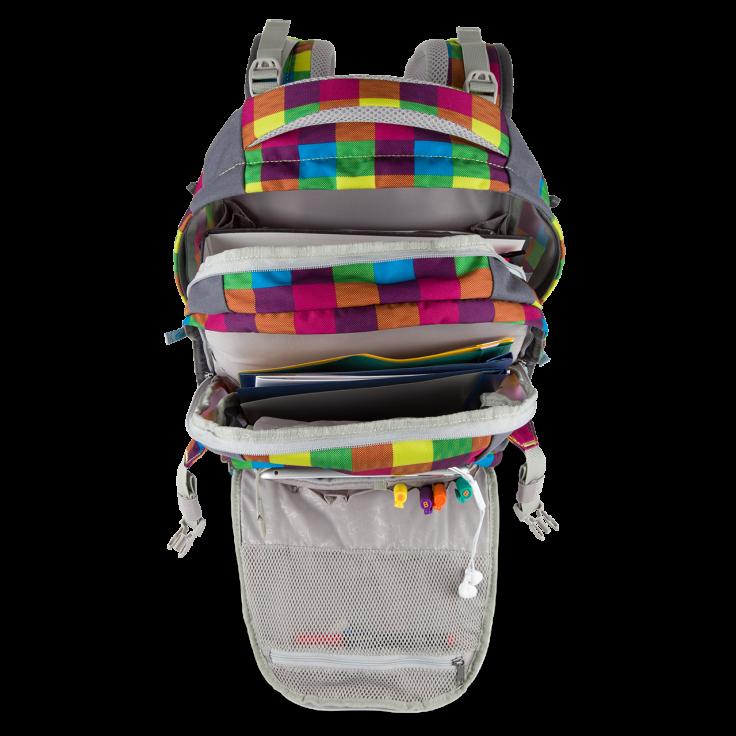 Satch Pack рюкзак для школьника цвет Beach Leach SAT-SIN-003-901, - фото 5