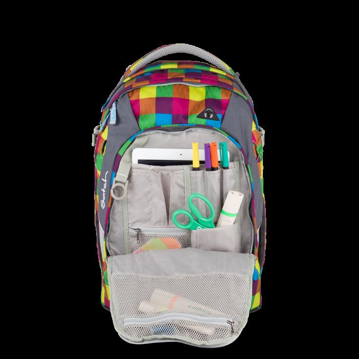Satch Pack рюкзак для школьника цвет Beach Leach SAT-SIN-003-901, - фото 6
