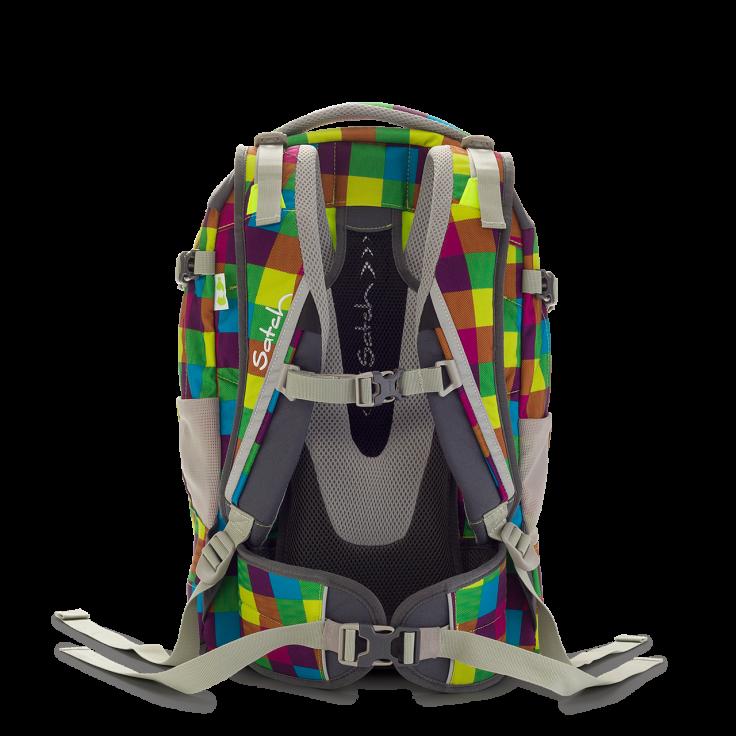 Satch Pack рюкзак для школьника цвет Beach Leach SAT-SIN-003-901, - фото 3