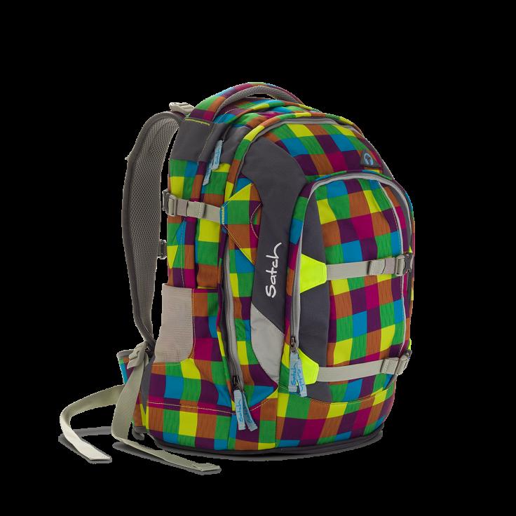 Satch Pack рюкзак для школьника цвет Beach Leach SAT-SIN-003-901, - фото 1