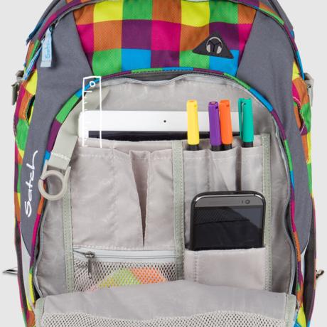Satch Pack рюкзак для школьника цвет Beach Leach SAT-SIN-003-901, - фото 7