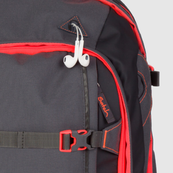 Satch Pack рюкзак для школьника цвет Beach Leach SAT-SIN-003-901, - фото 9
