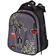 Школьный рюкзак - ранец HummingBird Teens Cat T9