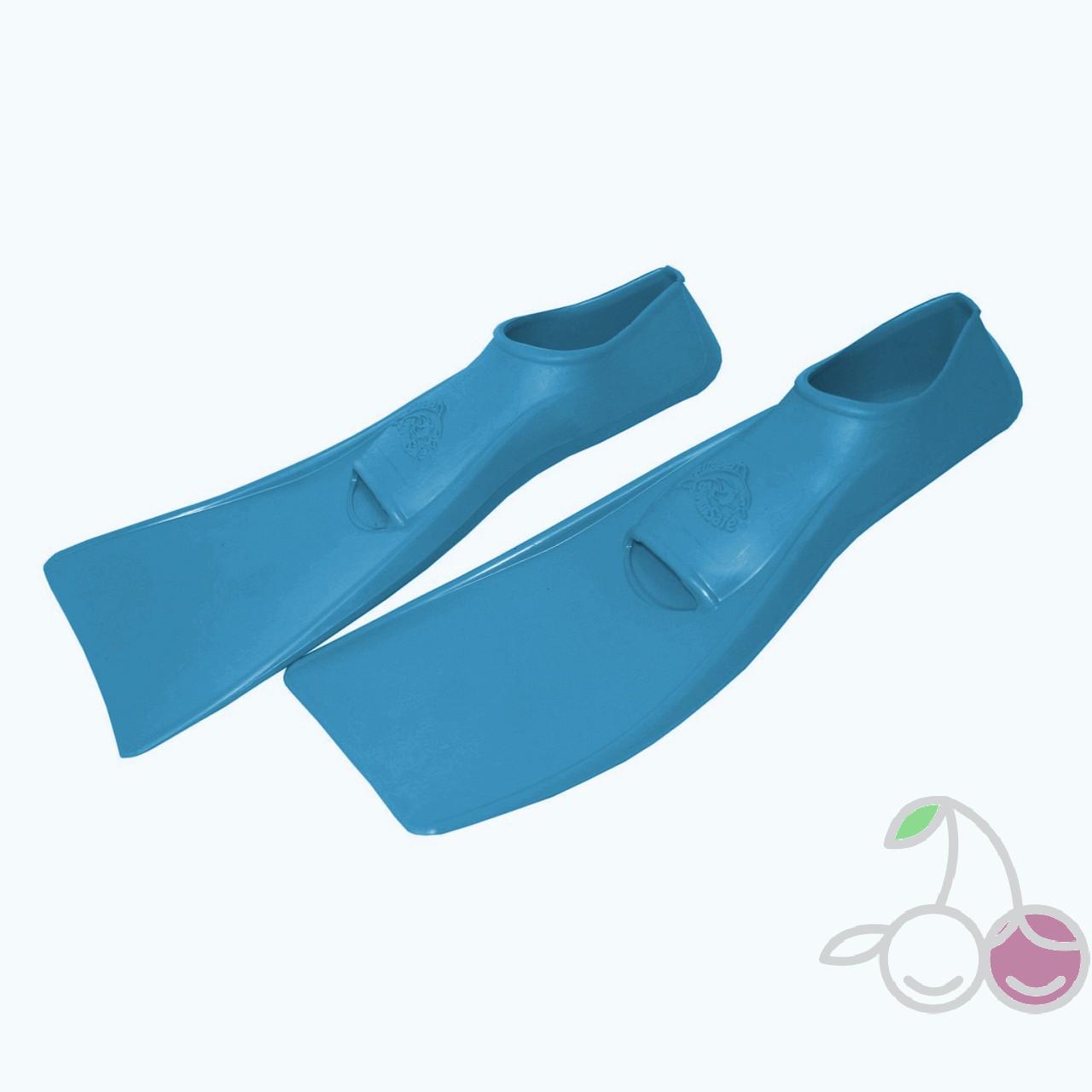 Ласты для бассейна резиновые детские размеры 21-22 синие ПРОПЕРКЭРРИ (ProperCarry), - фото 2