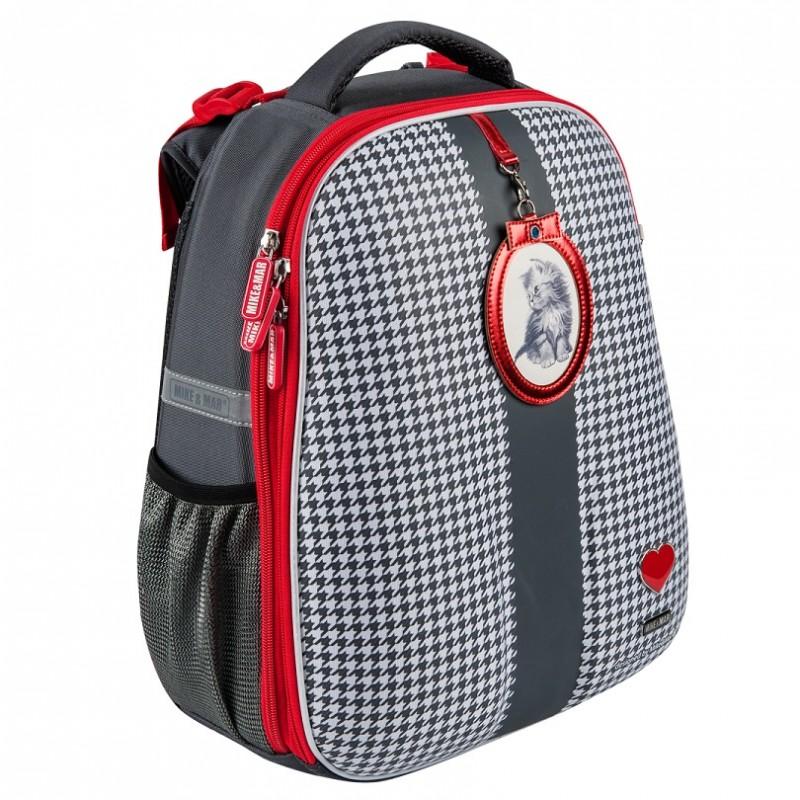 Школьный рюкзак Mike Mar 1008-153 Котенок, - фото 1
